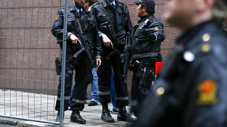 Suspect detained after police detonate 'bomb-like device' in central Oslo (PHOTO, VIDEO)