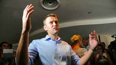 Alexei Navalny. © Anton Belitsky / Global Look Press