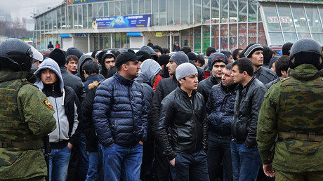 Migrant communities hotbed of terrorism in Russia – FSB chief