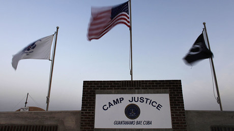 Pentagon sued over cancer-causing chemicals at Guantanamo Bay