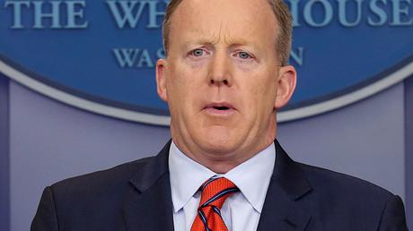 White House Press Secretary Sean Spicer © Joshua Roberts