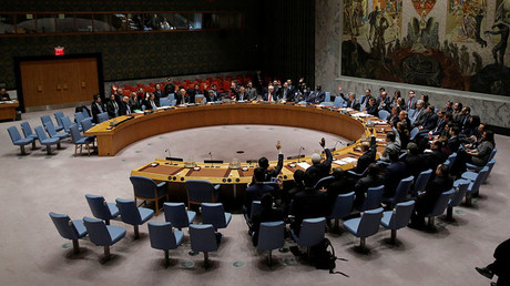 Russia vetoes West's 'misconceived' Syria resolution at UN Security Council