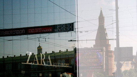 Zara to make clothes in Russia