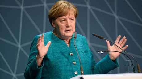 Merkel urges random police checks in Germany following Dortmund attack