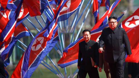 Asian markets slip on concerns over North Korea
