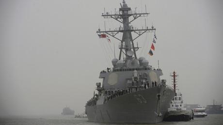USS Stethem (DDG 63) destroyer © Reuters