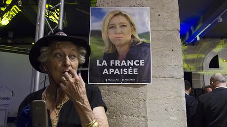 German president warns French voters against trusting Le Pen's 'siren songs' week ahead election