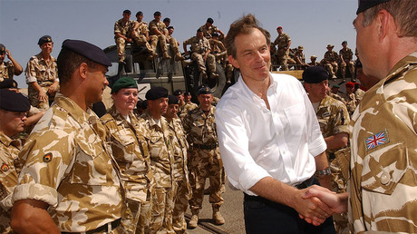 UK govt top lawyer seeking to block prosecution of Tony Blair over Iraq War - media