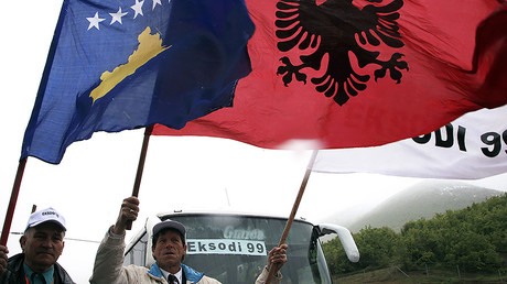 'Dragged like a dog': Serbian official describes being detained in Kosovo (VIDEO)