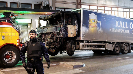 Police stopped monitoring Stockholm car-rammer less than 3 months before massacre