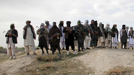 Members of the Taliban. © Reuters