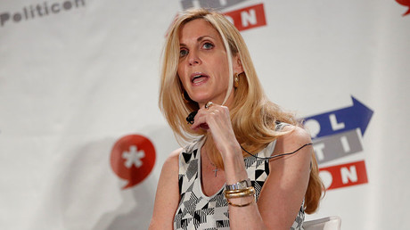 Political commentator Ann Coulter. ©Patrick T. Fallon