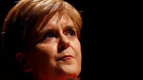 Sting for Sturgeon: Support for independence in Scotland falls to 40%, poll shows