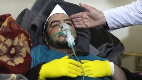 'US media shuns anyone who challenges White House narrative on Syria chemical attack'