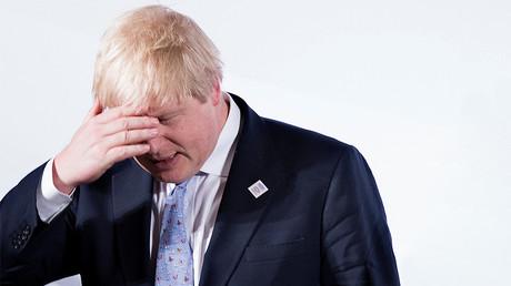 Boris Johnson © Brendan Smialowski