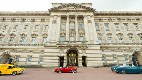 FILE PHOTO: Buckingham Palace, London, Britain © Dominic Lipinski