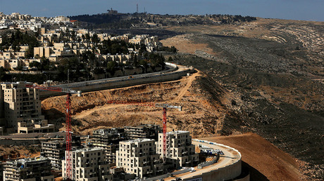 Israel plans construction of 15,000 new settlements in E. Jerusalem