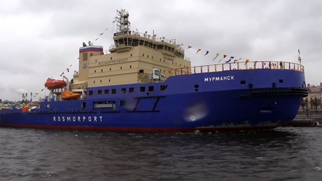 Russian Arctic route shipping to increase to over 100mn tons
