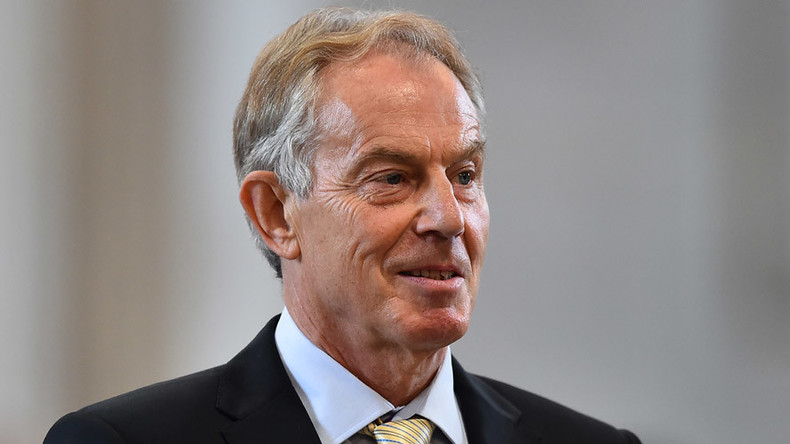 Tony Blair teases political return to get 'hands dirty' in fight against Brexit