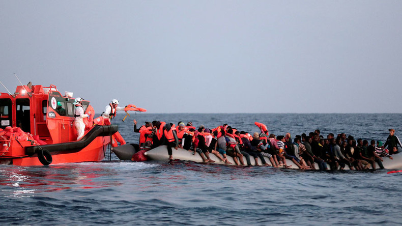 Italian Foreign Minister agrees '100 percent' that migrant NGOs working with smugglers