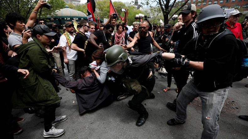 May Day marked with petrol bombs & protest marches around the world (PHOTO, VIDEO)