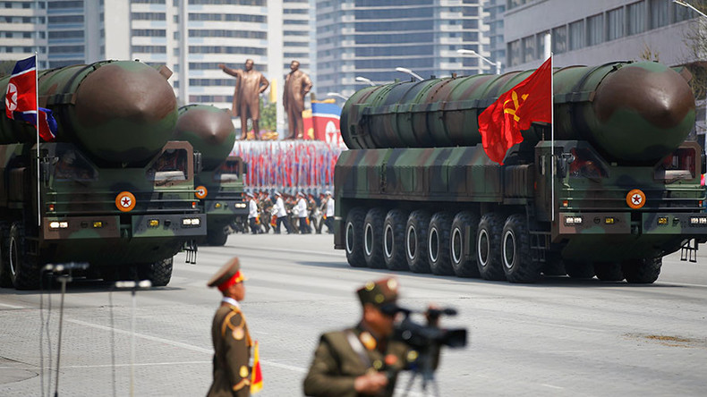 'North Korea's true crime? It's not completely dominated by the US'