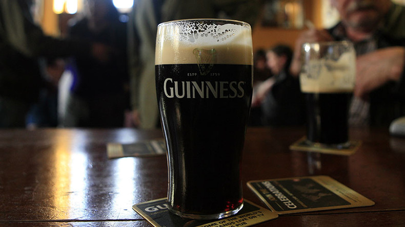 No plaice for fish bladders as Guinness goes vegan
