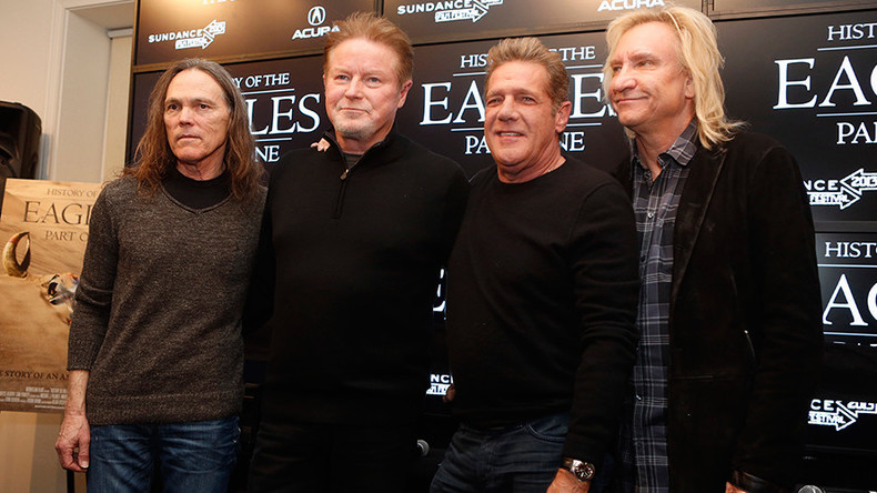 The Eagles sue owners of 11-room 'Hotel California'