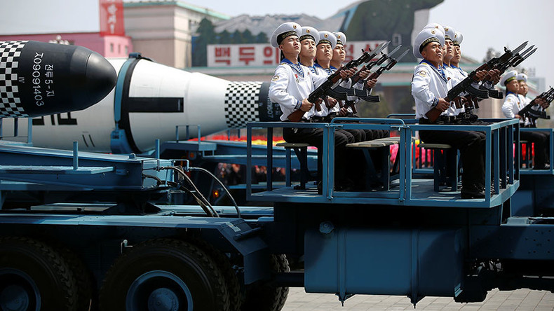 'Stop irritating each other': China calls for calm in N. Korea standoff