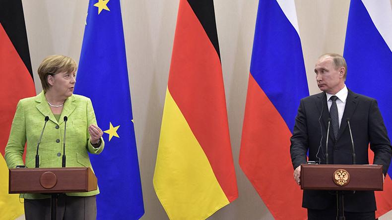 Merkel & Putin in Sochi: Frau Nein & Mr. Nyet agree to disagree