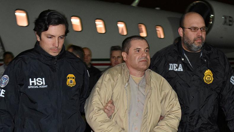 Seeking El Chapo's billions, US officials 'can't find a single dollar'
