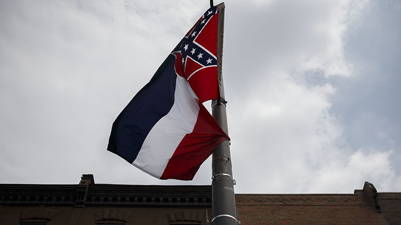 Black Mississippi lawmakers to skip conference over use of Confederate emblem