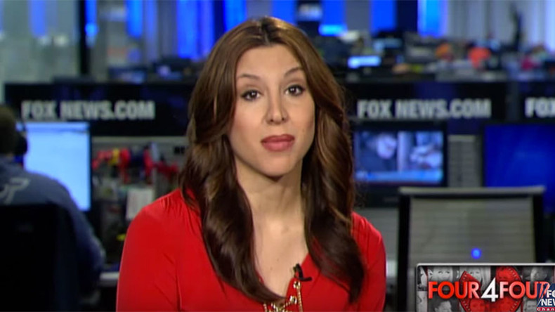 Fox reporter claims she was demoted after writing about women's health