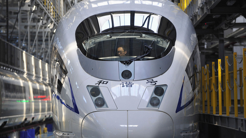 China to connect regions with 400kph bullet trains by 2020