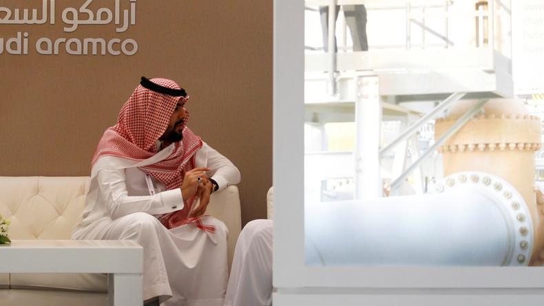 London wants to lure Saudi Aramco's $2 trillion IPO