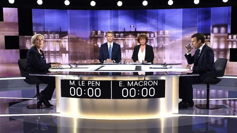 LSD trips, Voldemort & pigeons: Twitter mocks French presidential debate