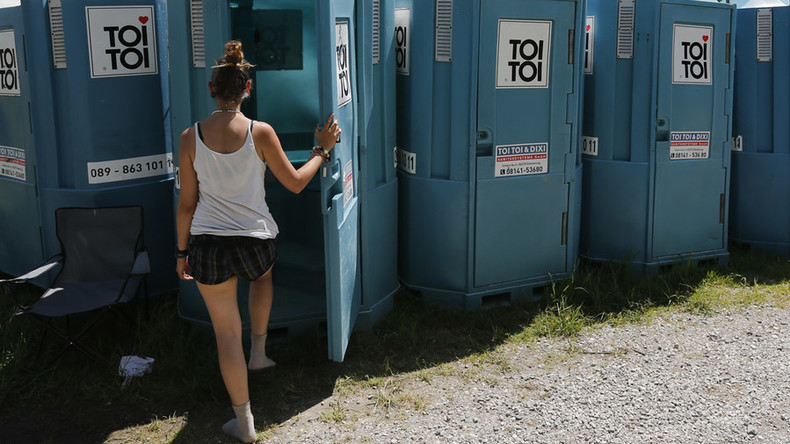 Austria's Green Party to teach women how to pee standing up