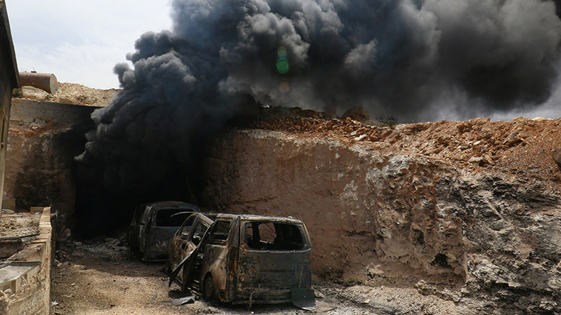 US hopes Syria de-escalation agreement leads to reduced violence, political settlement - State Dept
