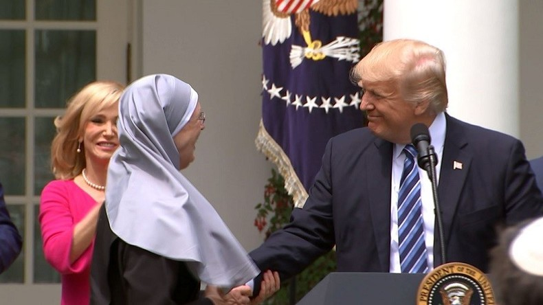 Bully pulpit trump signs order allowing political speech in church bully pulpit trump signs order allowing political speech in church lawsuit threatened m4hsunfo