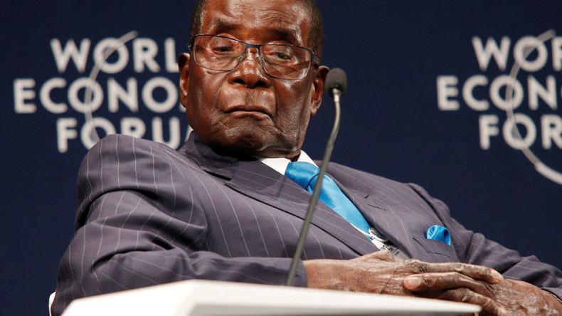 'We're not fragile like US, which went on its knees to China' – Zimbabwe president Mugabe