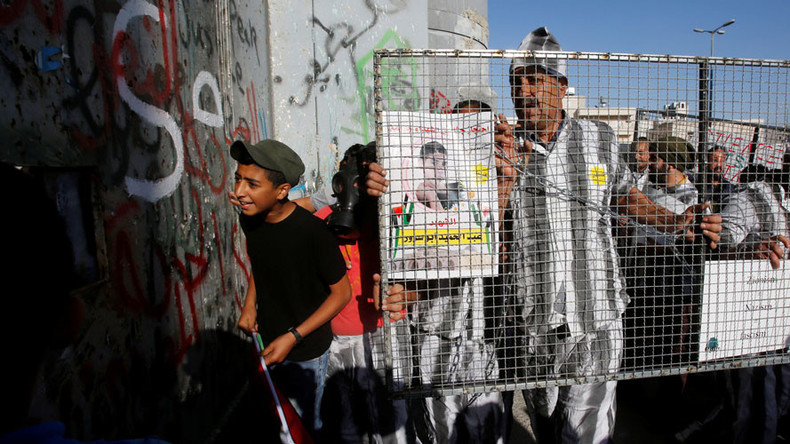 Israel mulls hiring foreign doctors to force-feed Palestinians hunger strikers – media