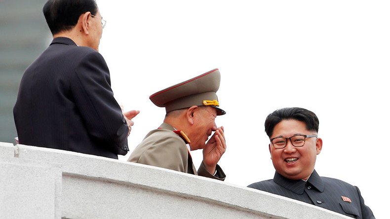 'Vicious plot': Pyongyang claims CIA planning biochem attack against Kim Jong-un