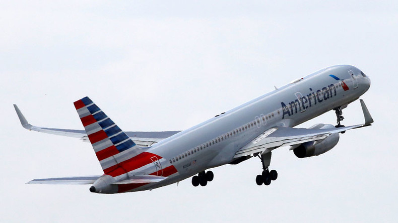 Man sues American Airlines for $74k after sitting next to 'grossly obese' passengers