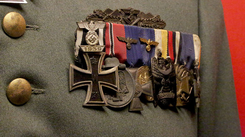 Nazi Wehrmacht memorabilia found at German army barracks amid far-right probe – media
