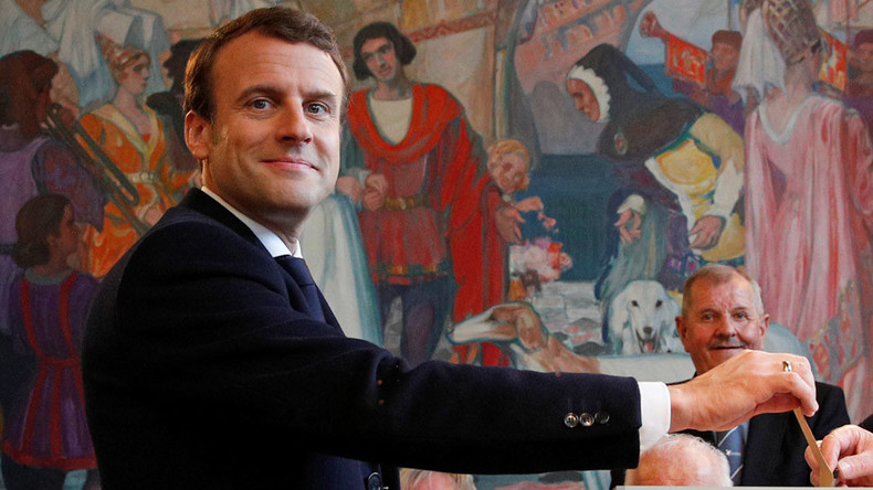 Libération becomes Macron's propaganda bullhorn par excellence