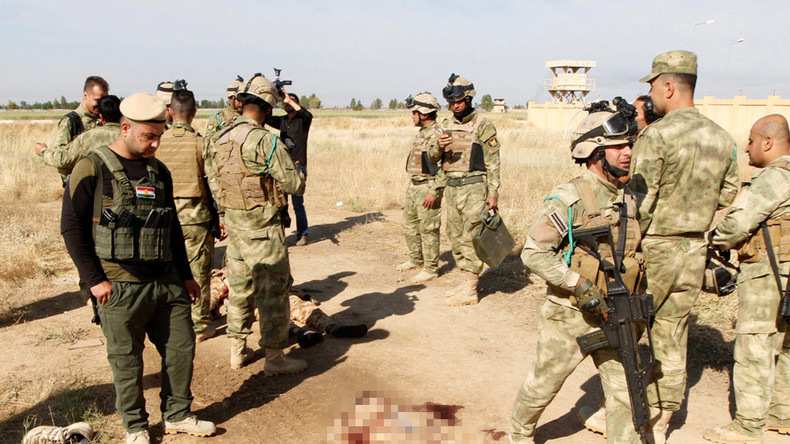 Up to 2 killed, 6 inured in ISIS attack on Iraq base hosting US advisors