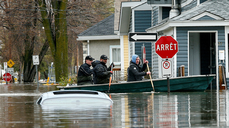 Montreal declares state of emergency as Canada floods continue to rage (VIDEO, PHOTOS)