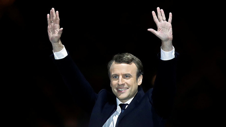 'Centrist' Macron? Yes, a dead-center insider for global capitalism