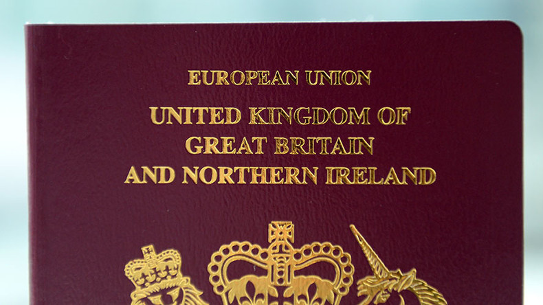 Fear of Brexit causes stampede of EU residents applying for British passports