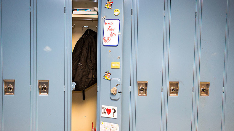 Virginia 13yo charged after explosives discovered in school locker